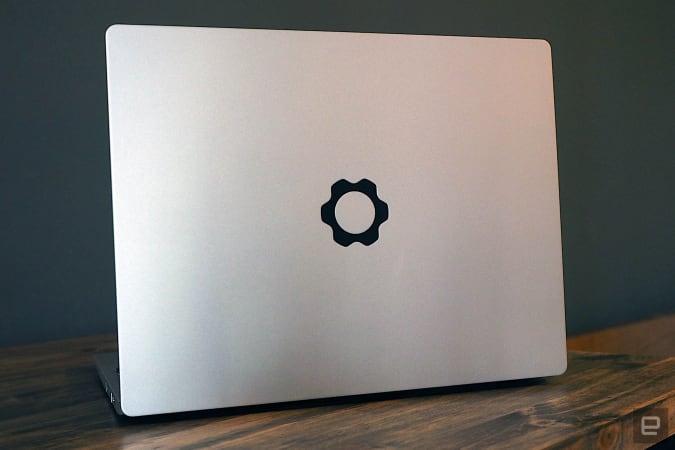 Images of Framework's Modular Laptop