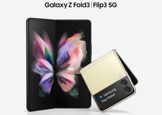 Galaxy Fold3 leak
