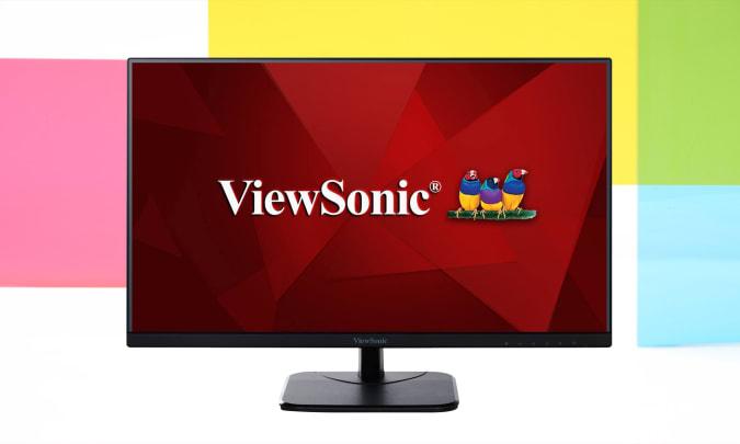 24-inch ViewSonic VA2456-MHD monitor