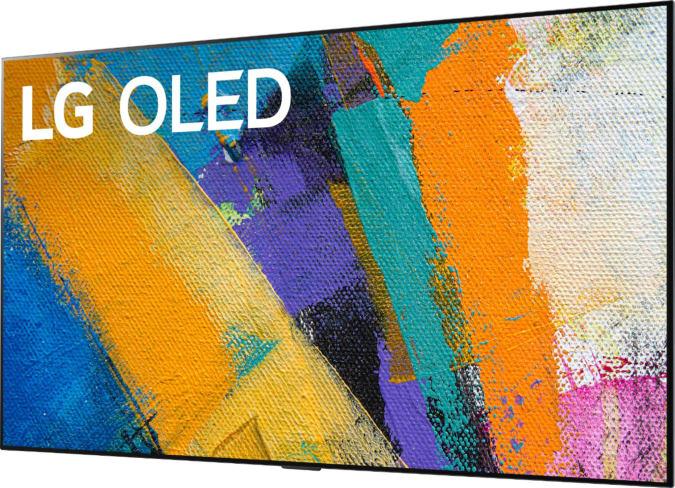 55-inch LG GX OLED 4K TV