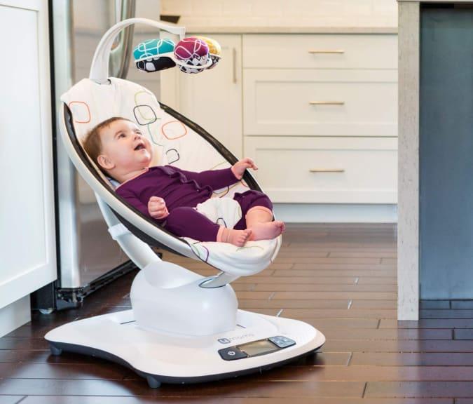 4moms mamaroo4 infant seat