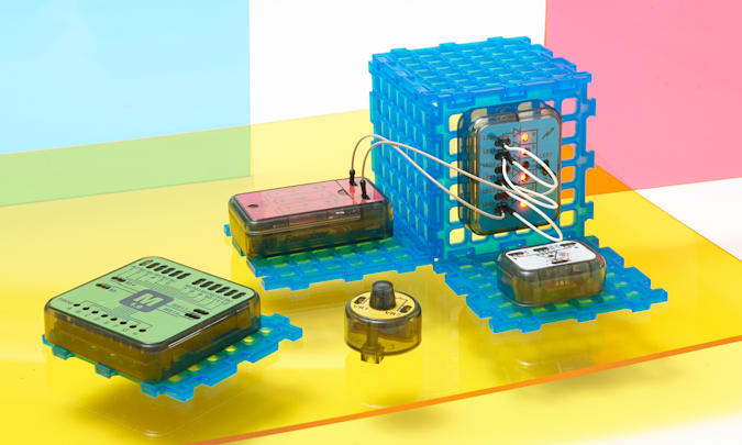 Smart Lab: Smart Circuits for Engadget's 2021 Back to School guide.