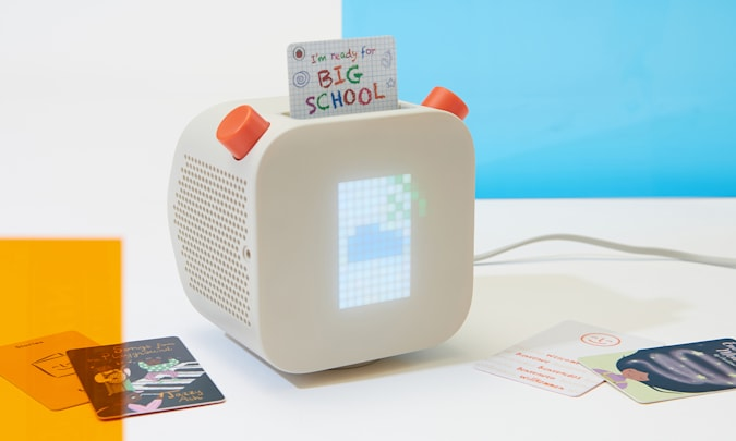 Yoto Player for Engadget's 2021 Back to School guide.