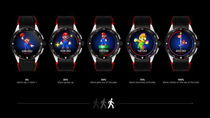 Tag Heuer Mario