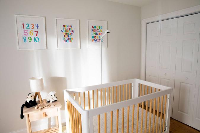 Nanit Pro baby monitor