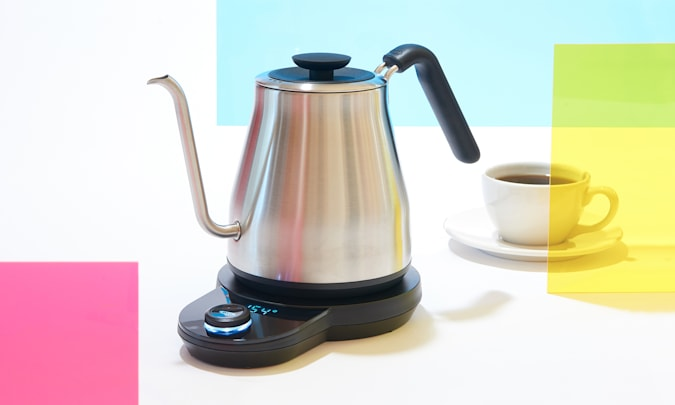 OXO Pour-over kettle for Engadget's 2021 Back to School guide.