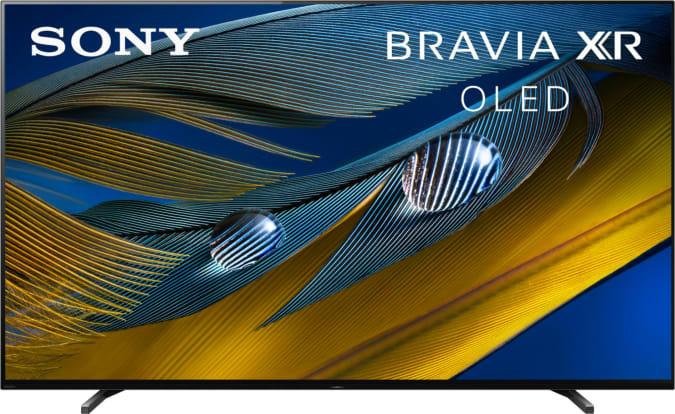 55-inch Sony Bravia XR A80J OLED 4K TV