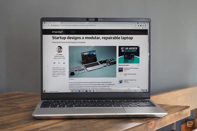 Framework Laptop Hero Image