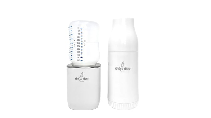 Baby's Brew Portable Bottle Warmer Pro