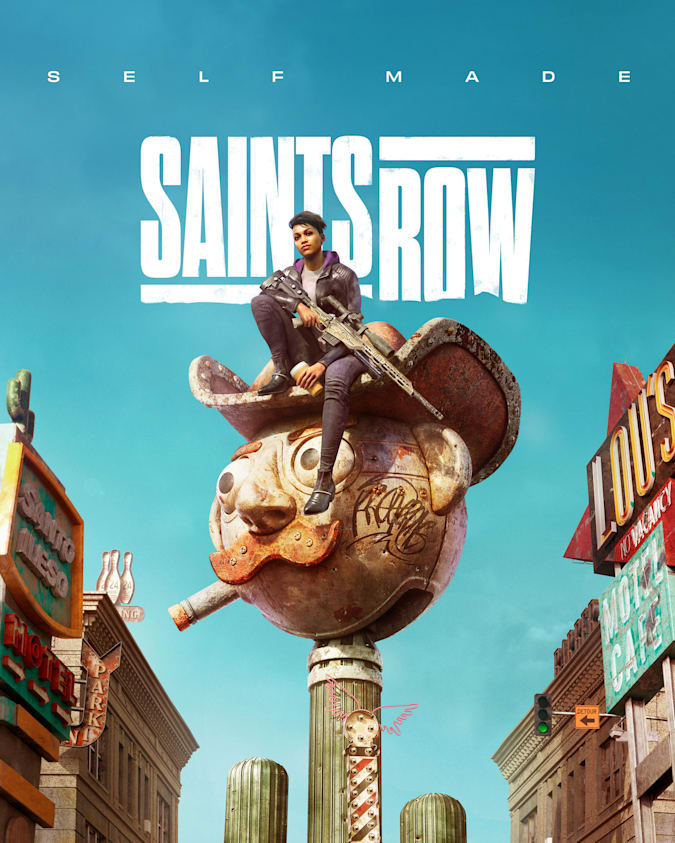 Cover art for Saints Row (2022)