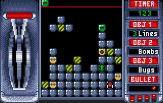 Raid on Tri City - Second Wave for the Atari Lynx
