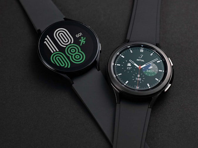 Samsung Galaxy Watch 4 and Galaxy Watch 4 Classic