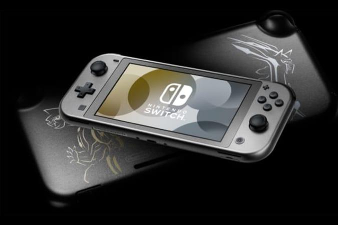 Pokémon Diamond and Pearl Nintendo Switch Lite
