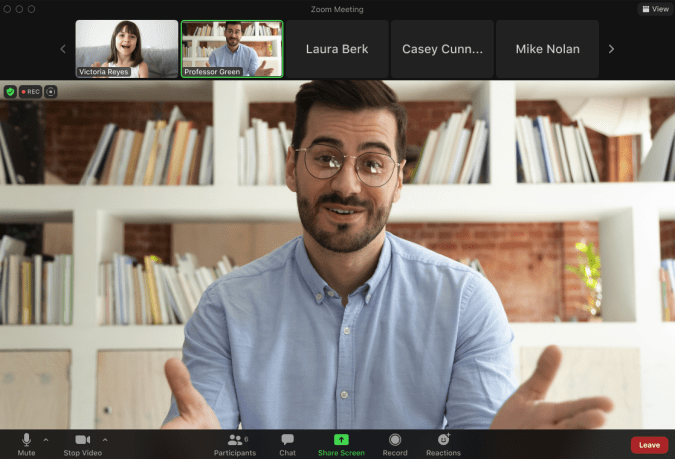 Zoom's new Focus mode is designed to block student distractions
