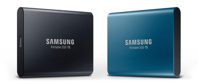 Samsung T5 SSD