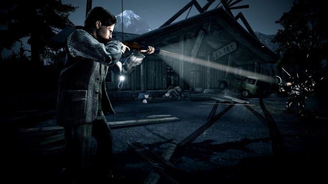'Alan Wake' for PC