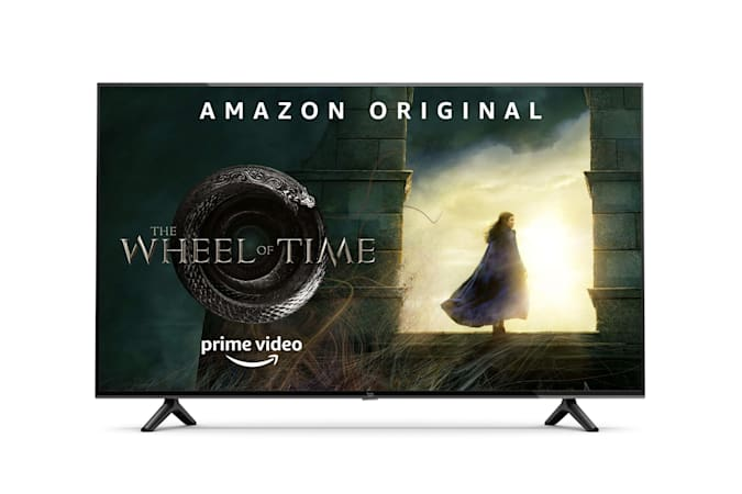 Amazon 4-series TV
