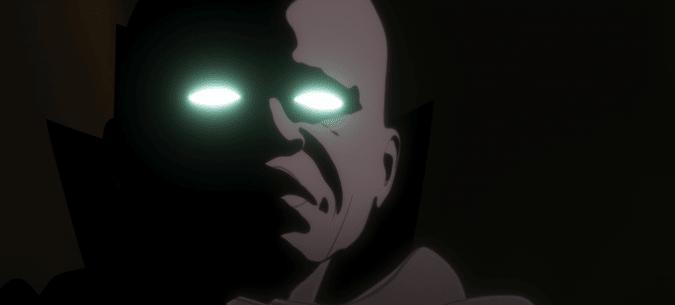 Uatu the Watcher, being creepy