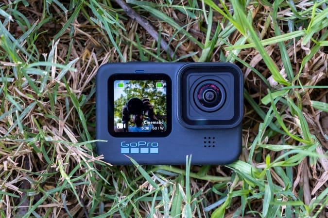GoPro Hero 10 Black review.