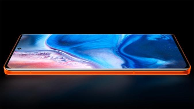 Vivo X70 Pro+ display