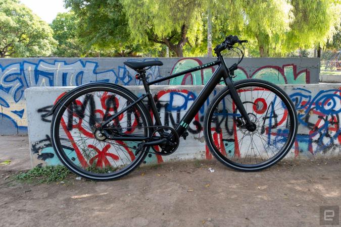 Tenways CGO 600 e-bike review.