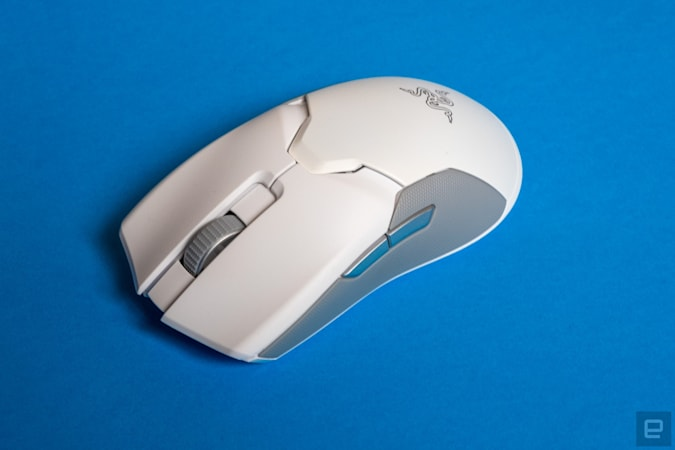 Razer's Viper is a surprisingly good mouse for general productivity.