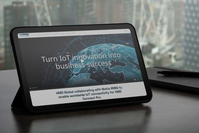Il primo tablet HMD e Nokia ha una batteria enorme e costa $ 250