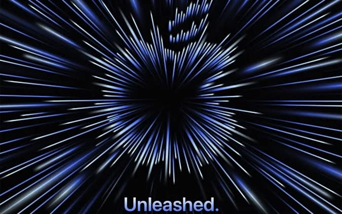 Apple Unleashed event invite
