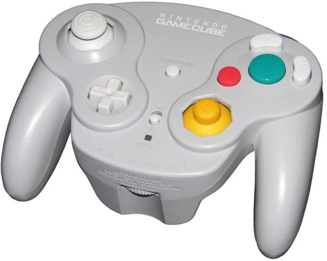 Nintendo  GameCube WaveBird