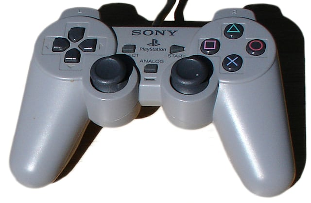 Sony PlayStation Dual Analog controller