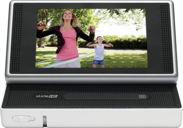 Pure Digital Flip Slide HD