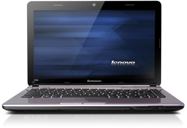 Lenovo Ideapad Z460 Photo Specs And Price Engadget