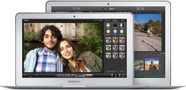 Apple MacBook Air 13-inch (early 2015)