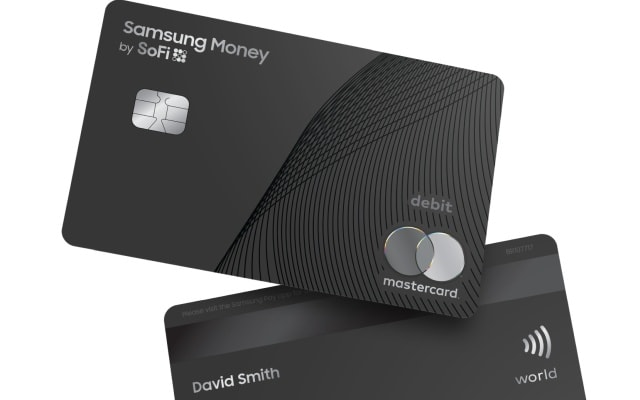 Samsung Money card