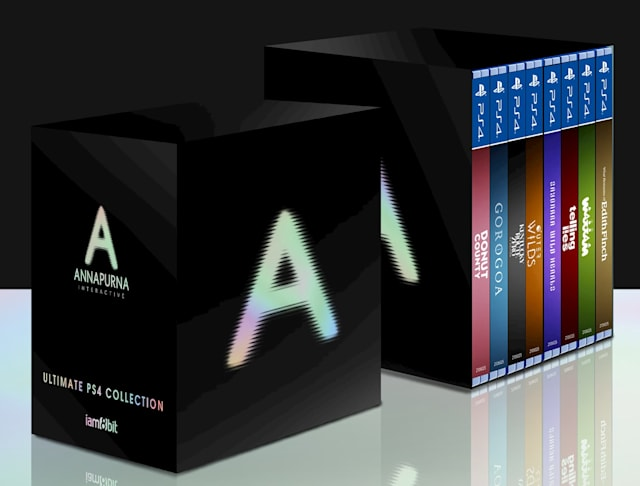 Annapurna Interactive Deluxe PS4 Limited Edition