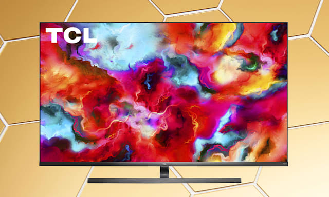 Holiday Gift Guide: TCL 65Q825 TV