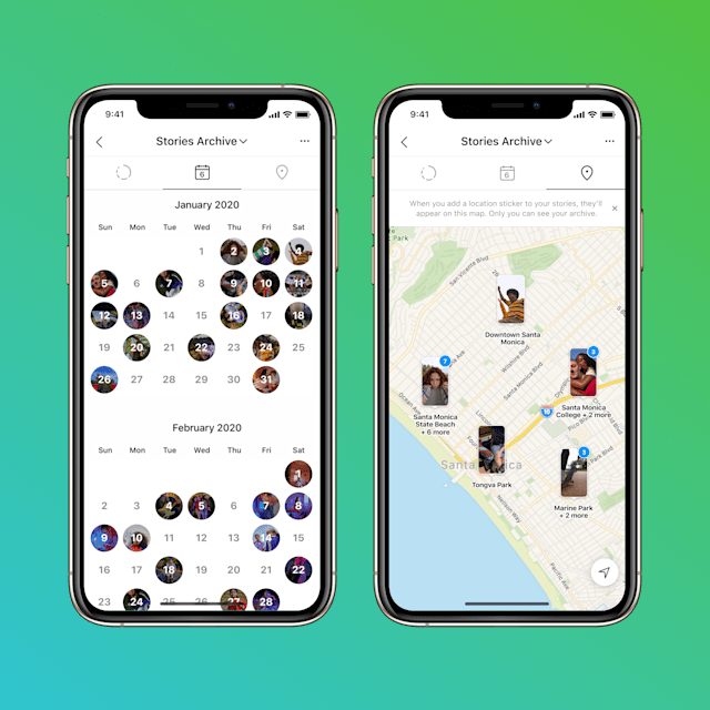 Instagram is bringing back its photo map as part of its Stories Archive.