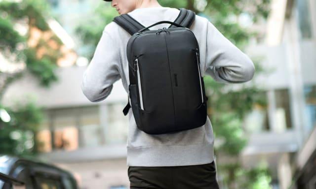 Holiday Gift Guide: Google x Samsonite Konnect-i Smart Backpack