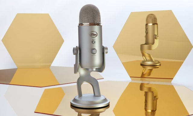 Holiday Gift Guide: Blue Yeti