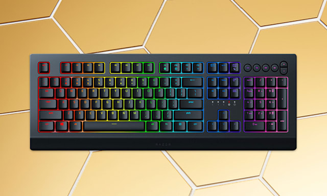 Holiday Gift Guide: Razer Cynosa v2