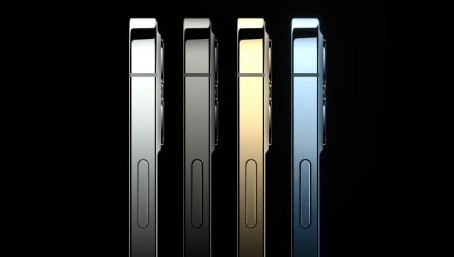 Apple iPhone 12 Pro lineup