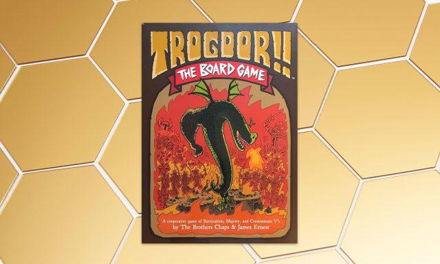 Holiday Gift Guide: Homestar Runner Trogdor: the Board Game