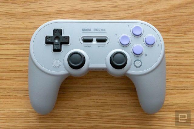 8bitdo game controller