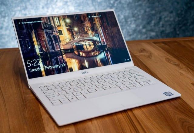 Dell XPS 13 (2019) laptop