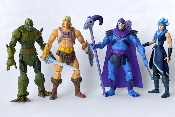 'Masters of the Universe' Masterverse action figures