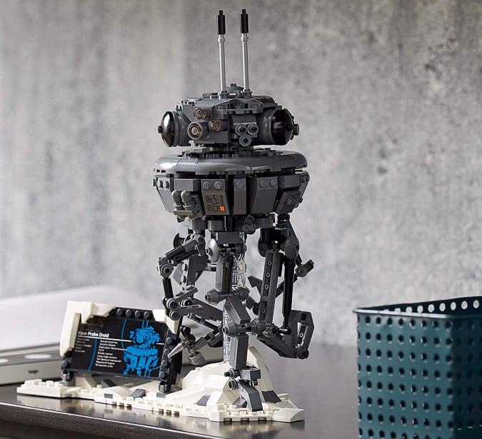 LEGO Imperial Probe Droid set