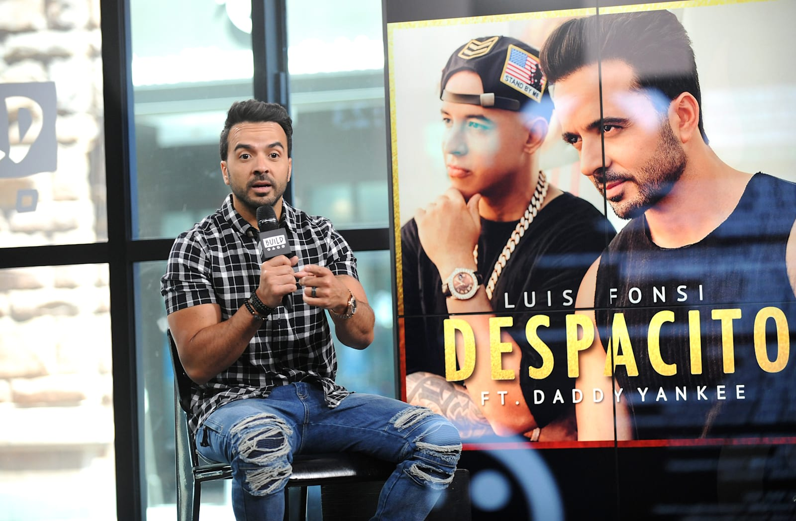 Luis fonsis despacito is the most streamed song of all time desiree navarro via getty images stopboris Choice Image