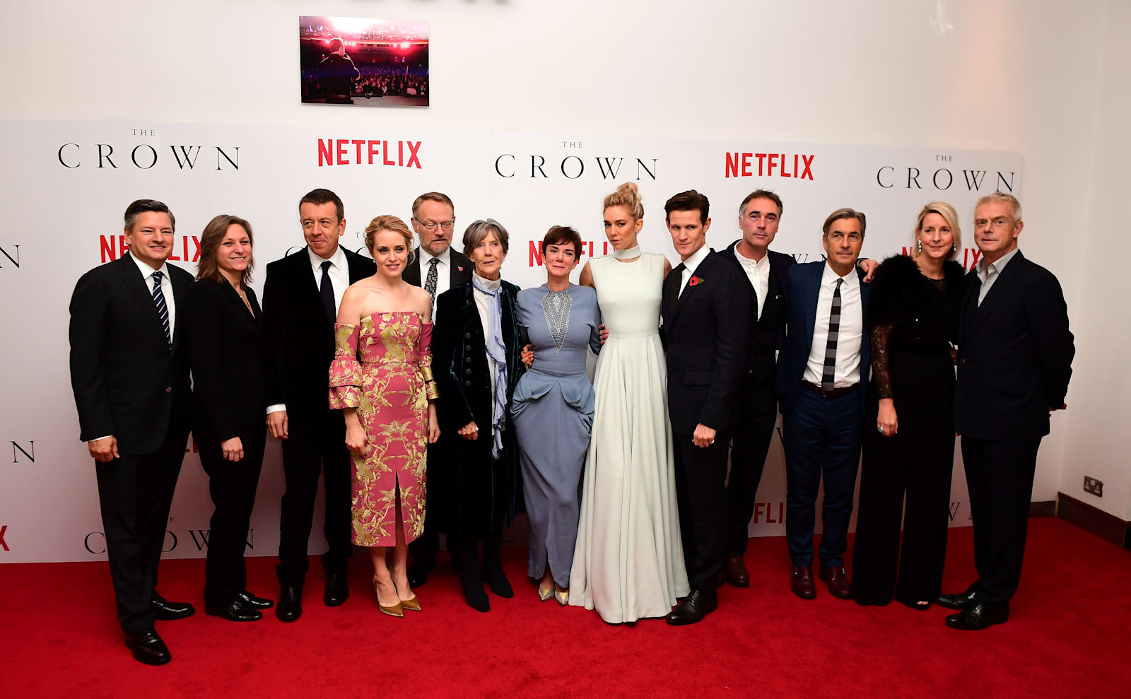 39 the crown 39 gives netflix its best shot yet at a tv bafta for Academy award winners on netflix