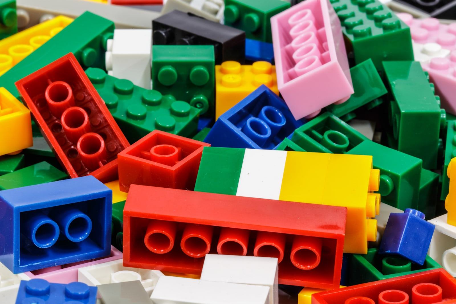 Lego Like Toys : Scientists can build lab tools using these lego like blocks