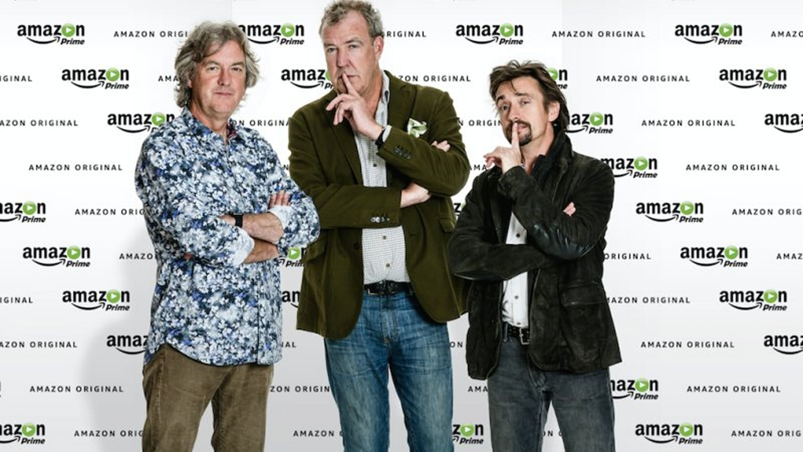Amazons The Grand Tour Car Show Launches November Th - Car show on amazon